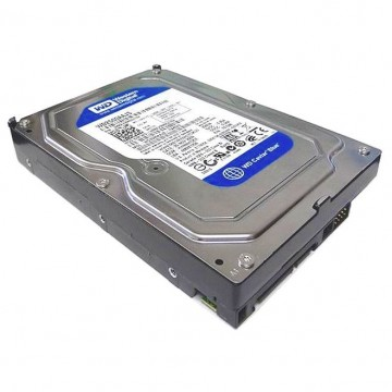 Poze Hard Disk 640GB Western Digital Blue, SATA2, Cache 16MB, 7200RPM, WD6400AAKS