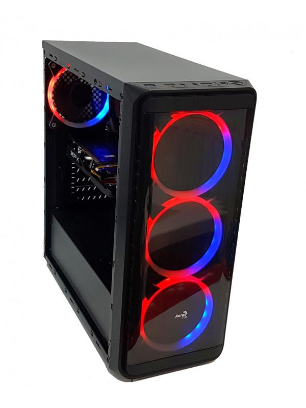 Calculator gaming Intel Core i5-3570, 8GB DDR3, SSD 120GB + 1TB, video XFX Radeon RX 470 8GB GDDR5X 256 bit