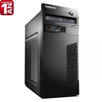 Poze Calculator LENOVO ThinkCentre Edge71 TWR, Intel Core i5-2400, 3.40GHz, 8GB DDR3, 500GB HDD, DVD-RW, video Zotac GT640 2GB 128bit