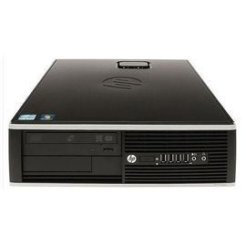 Poze Calculator HP Compaq 8000 Elite SFF, Intel Quad Core X3330 2.66GHz, 4GB DDR3, 320GB, DVD-RW