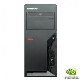Poze Calculator Lenovo Tower, AMD X2 250 3.0GHz, 4GB, 160GB, video 8600GT 512/128bit