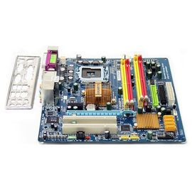 Poze Kit Placa de baza Gigabyte GA-EG31MF-S2 + Intel Core 2 Quad Q9505 2.83GHz + 4GB DDR2 + Cooler