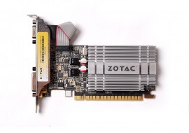 Poze Placa video ZOTAC GeForce 210 Silent 1GB GDDR3