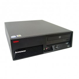 Poze Calculator Lenovo ThinkCentre M55 SFF, Intel Core 2 Duo E6300 1.86GHz, 2GB DDR2, 80GB, DVD-ROM
