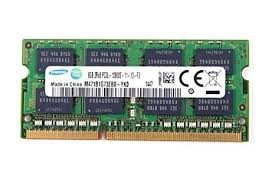 Memorie SODDIM Samsung 8GB 2Rx8 PC3L-12800S-11-12-F3 LOW VOLTAGE