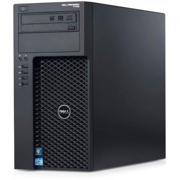 Poze Workstation Dell Precision T1700 Intel Quad Core i5-4570 3.20GHz, 8GB ram, SSD 128GB+500GB, DVD-RW