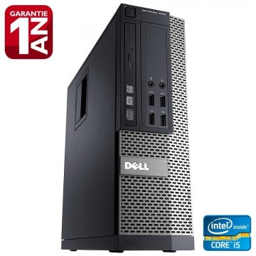 Poze Calculator Dell Optiplex 7010 SFF, Intel Core i5-3570 3.4GHz (3.8GHz), 8GB DDR3, SSD 128GB SATA3, USB 3.0, DVD-RW