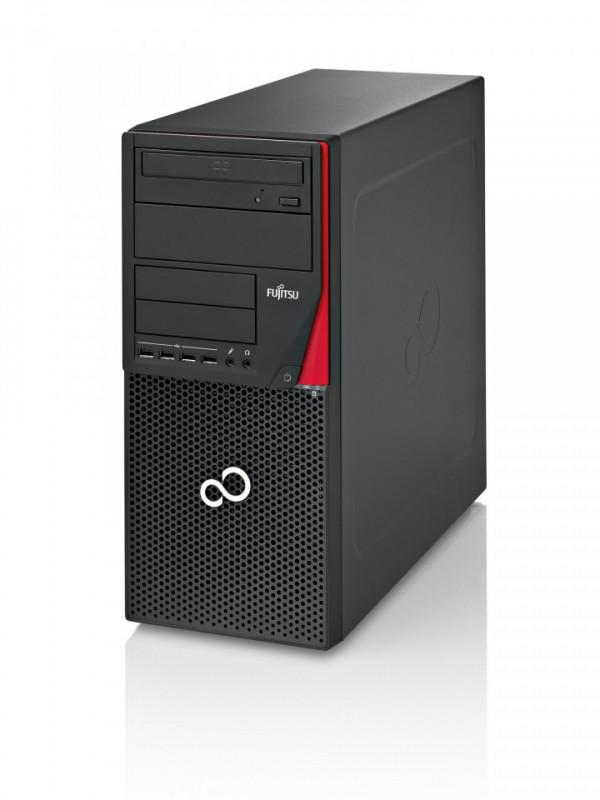 Calculator Fujitsu Esprimo P720 E85+ Tower, Intel Core i5 Gen 4 4570 3.6 GHz, 8GB DDR3, 500 GB HDD SATA, DVDRW