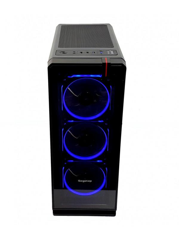Calculator Gaming Intel Core i7 3770, 8GB DDR3, SSD 120GB + HDD 1TB, video XFX Radeon RX 470 8GB GDDR5 256bit