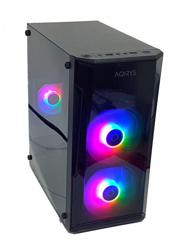 Calculator gaming Intel i7 2600, 8GB DDR3, SSD 240GB + HDD 500GB, video SAPPHIRE Radeon R7 370 OC NITRO 4GB GDDR5 256-bit
