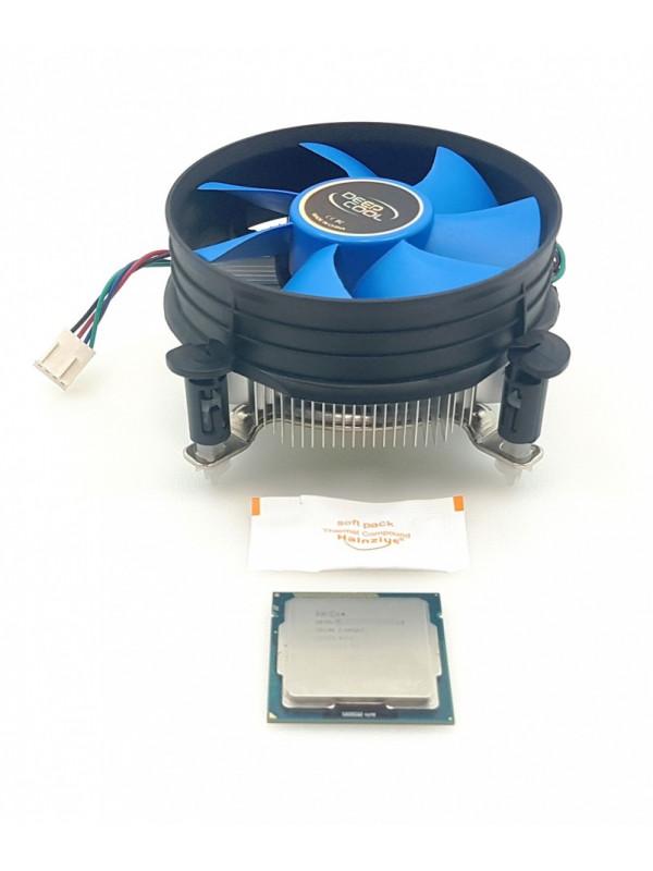 Procesor Intel Core i5-3470 3.2GHz (Turbo Boost 3.6GHz), IvyBridge, Cache 6MB, Socket LGA1155, 4 Nuclee