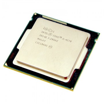 Procesor Intel Haswell, Core i5 4570 3.2GHz (Turbo 3.6GHz), LGA1150, Smart Cache 6MB, 4 Nuclee