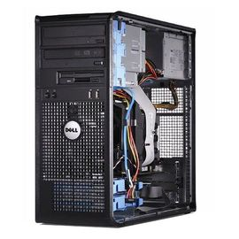 Poze Calculator Dell Optiplex 360 MT, Intel Core 2 Duo E8500, 3.16GHz, 4GB DDR2, 160GB, DVD-RW