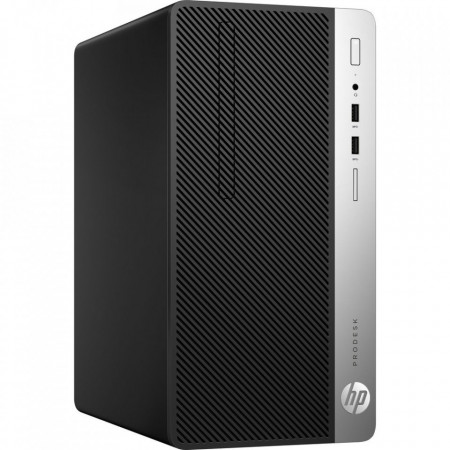 Desktop PC HP ProDesk 400 G4 MT, Procesor Intel Core i3-6100 3.7GHz Skylake, 8GB DDR4, SSD 480GB