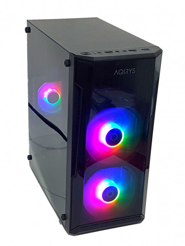 Calculator gaming Intel i7 2600, 8GB DDR3, SSD 120GB + HDD 500GB, video SAPPHIRE Radeon R7 370 OC NITRO 4GB GDDR5 256-bit