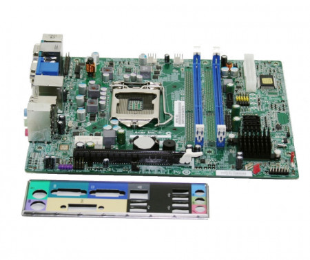 Placa de baza Acer H61H2-AD, LGA1155, 2xDDR3, suporta Ivy Bridge si Sandy Bridge