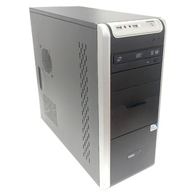 Calculator Tower, AMD Athlon II X2 250, 3GHz, 4GB DDR2, 250GB. Video ATI Radeon HD3200, VGA, DVI, DVD-RW