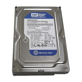 Hard Disk 250GB Western Digital Blue, SATA3, Cache 16MB, WD2500AAKX