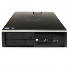 HP Compaq 8200 Elite SFF, Core i5-2400, 8GB DDR3, 500GB HDD, video K620 DDR3 2GB 128-bit, DVD-RW