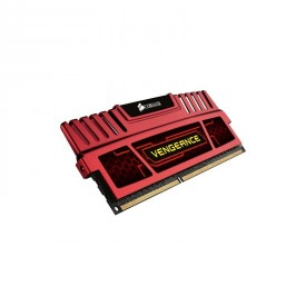 Memorie Corsair Vengeance Red 4GB DDR3 1600MHz CL9