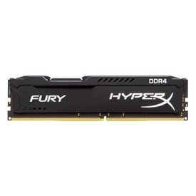 Memorie HyperX FURY Black 4GB, DDR4, 2400MHz, CL15, 1.2V
