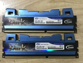 Memorie TEAM DARK 8GB DDR3 1600MHz