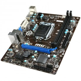 Placa de baza MSI H81M-P33 socket 1150