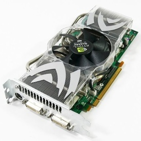 Placa video nVidia Quadro FX4500 512 MB GDDR3, 256 bits, PCI-ex16, Dual DVI