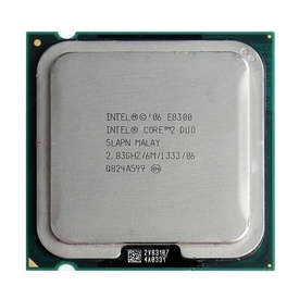 Procesor Intel Core 2 Duo E8300 2.83GHz, Cache 6MB, Socket LGA775, FSB 1333MHz