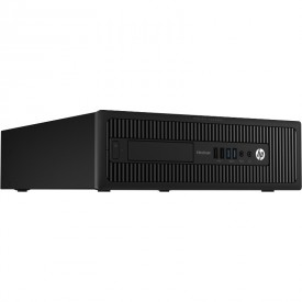 Calculator HP EliteDesk 800 G1 SFF, Intel Core i3-4150 3.5GHz Haswell, 8GB DDR3, SSD 128GB + 500GB HDD, video GMA HD 4400