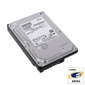 Hard Disk 500GB, Toshiba, 7200RPM, 32MB Cache, SATA3, DT01ACA050