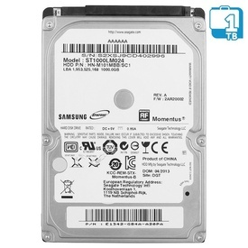 Hard Disk Laptop / Notebook 1TB Seagate Momentus Thin ST1000LM024, Cache 8MB