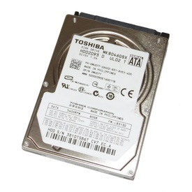 Hard disk laptop Toshiba MK8046GSX 80GB SATA 5400rpm