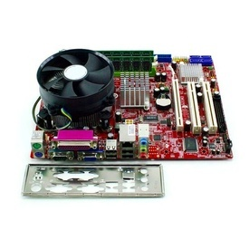 Kit Placa de baza MSI G31M3 V2 + Intel Quad Core E5420(Q9400) 2.5GHz + 4GB DDR2 + Cooler