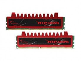 Memorie G.SKILL Ripjaws Series 4GB DDR3 1066MHz