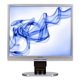 "Monitor LCD Philips Brilliance 190B, 19"", Widescreen, 1280 x 1024 pixeli, VGA, DVI, Grad -A"
