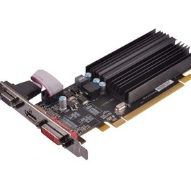 Placa video 1GB DDR3, XFX AMD Radeon HD 5450 VGA/DVI/HDMI, direct X11