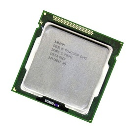 Procesor Intel Pentium Dual Core Sandy Bridge G645, 2.9GHz, Cache 3MB, Socket LGA 1155