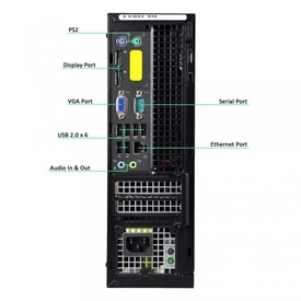 Calculator Dell OptiPlex 9020 SFF i7-4790s SSD 240GB 8GB DVD-RW