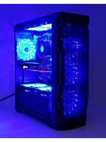 Calculator Gaming Intel Core i7 4790 4.0GHz, 16GB DDR3, SSD 240GB+3TB HDD, video MSI GeForce GTX 1070 GAMING X 8GB GDDR5 256-bit