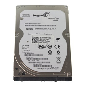 Hard Disk Laptop Seagate Momentus Thin 160GB 16MB 7200rpm SATA2 ST160LT016