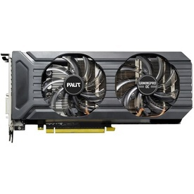 Placa video Palit GeForce GTX 1060 GamingPro OC 6GB GDDR5 192-bit