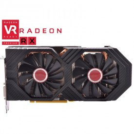 Placa video XFX Radeon RX 580 GTS XXX Edition 8GB GDDR5 256-bit