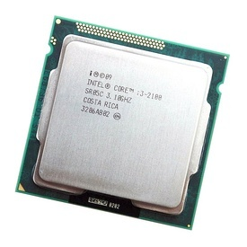 Procesor Intel Sandy Bridge Core i3 2100 3.1GHz, LGA1155, SmartCache 3MB, FSB 1333MHz, HD Graphics