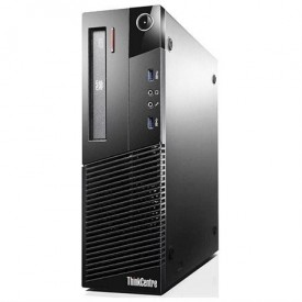 Calculator Lenovo Thinkcentre M83 SFF, Procesor Intel Core i5-4570 3.2GHz Haswell, 8GB DDR3, SSD 240GB, GMA HD 4600
