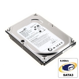 Hard disk Seagate Barracuda ST500DM002, 500GB, 7200rpm, 16MB cache, SATA III