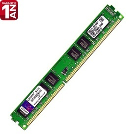 Memorie 8GB Kingston Slim, DDR3, 1600MHz PC-3-12800
