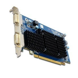 Placa video AMD ATI Radeon HD7350 1GB GDDR3, 64-Bit, PCIe x16 2.0, 2 x DVI