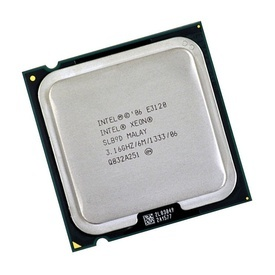Procesor Intel Core 2 Duo E3120 (identic E8500) 3.16GHz, Cache 6MB, Socket LGA775, FSB 1333MHz
