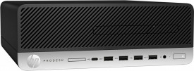 Desktop PC HP ProDesk 600 G3 SFF, Procesor Intel Core i5-7500 3.4GHz Kaby Lake, 16GB DDR4, SSD 256GB M2 + 500GB HDD